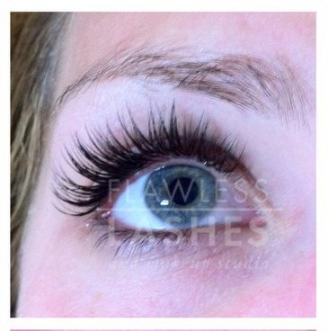 Beautiful eyelash extensions, are they easy to maintain?