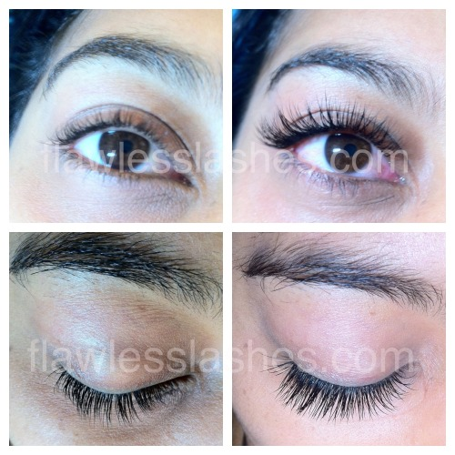 Eyelash Extensions Archives - Flawless Lashes