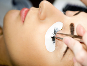 Image: Eyelash Extensions at Flawless Lashes