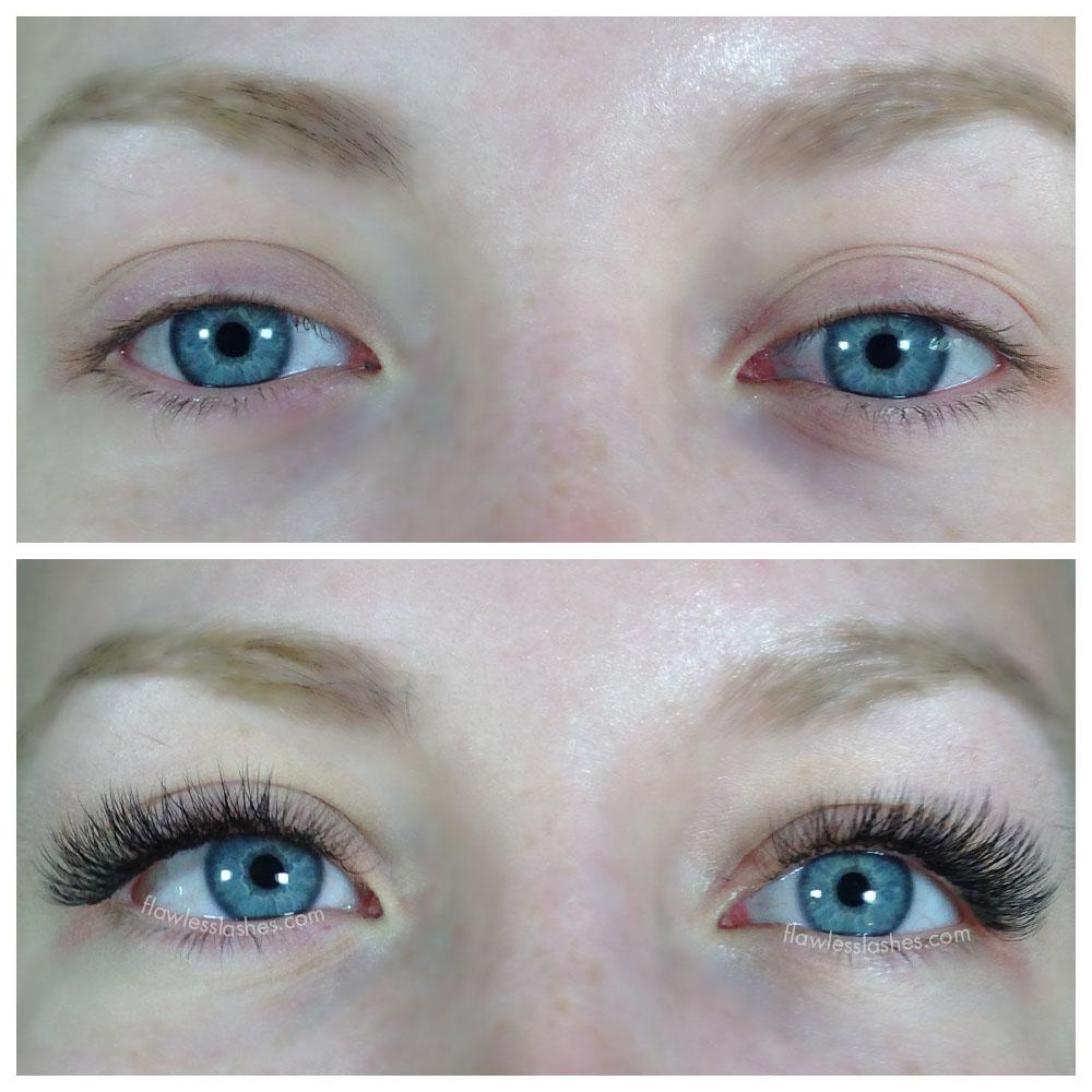 Eyelashextensions13 Flawless Lashes