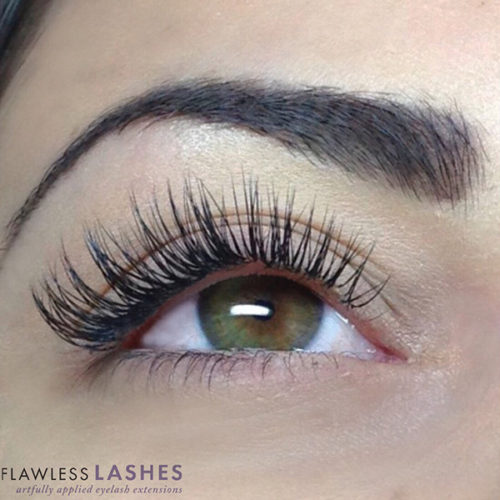 Eyelash Extension Pricing | Atlanta Lashes Cost - Flawless