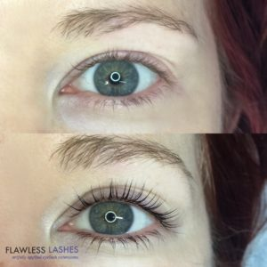 Flawless Lashes Services - Lash Lift & Tint