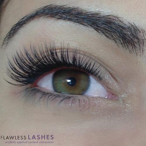 Eyelash Extension Pricing | Atlanta Lashes Cost - Flawless Lashes